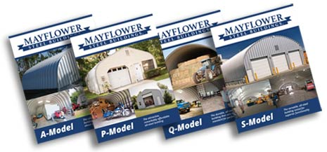 download building brochure